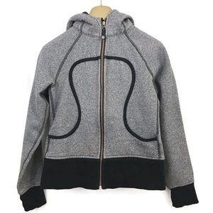 Lululemon Scuba Hoodie Sweater Zipper Long Sleeve